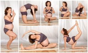 Растяжка при беременности упражнения