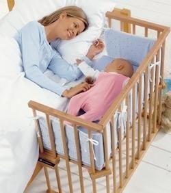 Совместный сон: семейная кровать